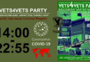 Vets4Vets Party der 3. Versuch