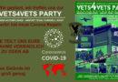 Vets4Vets Party und Corona Regeln