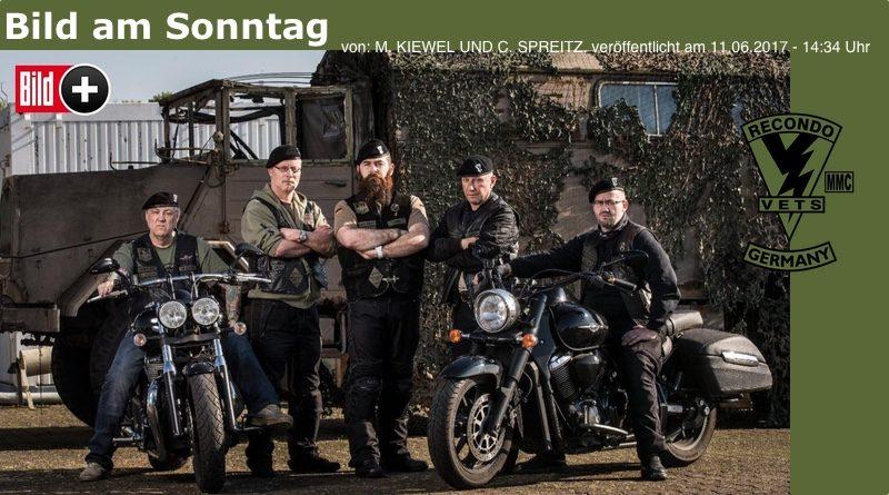 Diese Rocker kämpfen für die Bundeswehr