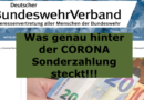 DBWV und Corona Sonderzahlung ?