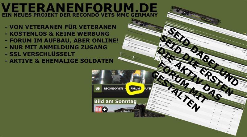 Veteranen Forum… macht mit!