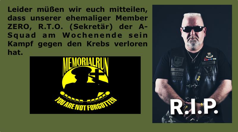 R.I.P. ZERO