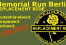 MEMORIAL RUN REPLACEMENT DAY 2021