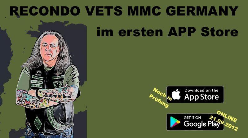 Recondo Vets MMC im Google App Store