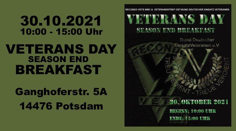Veterans Day & Breakfast